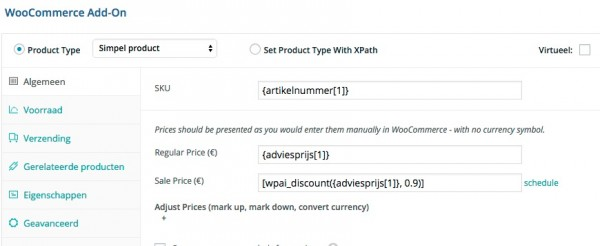 WP All Import discount